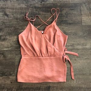 Express Cross strap Cami